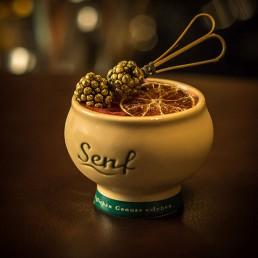 Senf Simone, Cocktail, ONA MOR