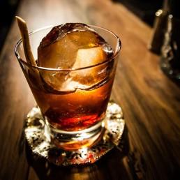 Opulent Fashioned, Cocktail, ONA MOR