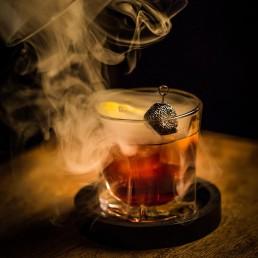Smoked Old Chocolate, Cocktail, ONA MOR